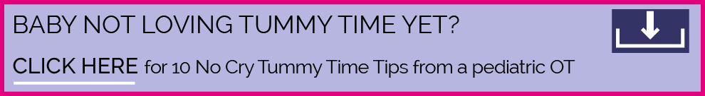 tummy time tips