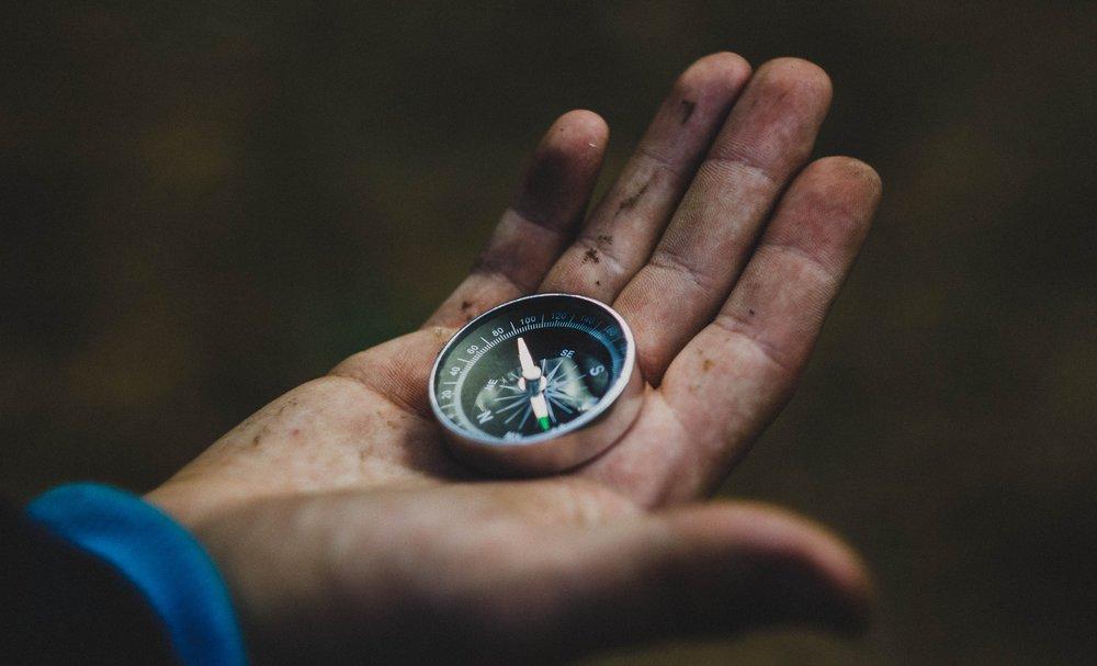 WorkshopBússola Interna - Conhecer os 12 aspectos para criar um trabalho com significado e um estilo de vida com propósito.