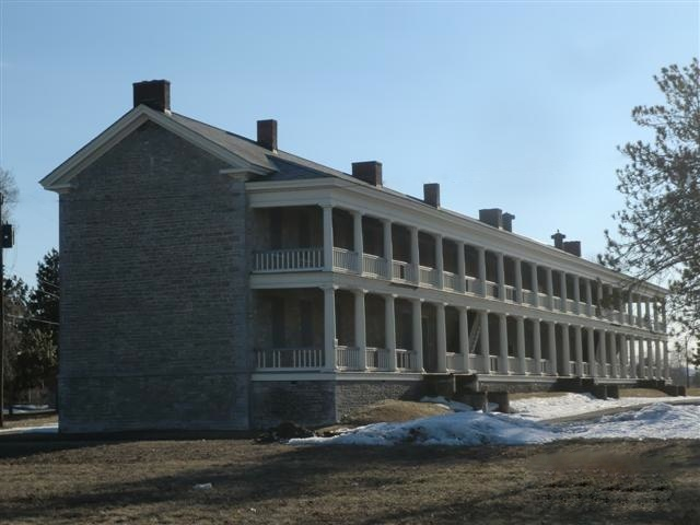 March 27 2011  Old Stone Barracks  Plattsburgh  New York 010 (Small).jpg