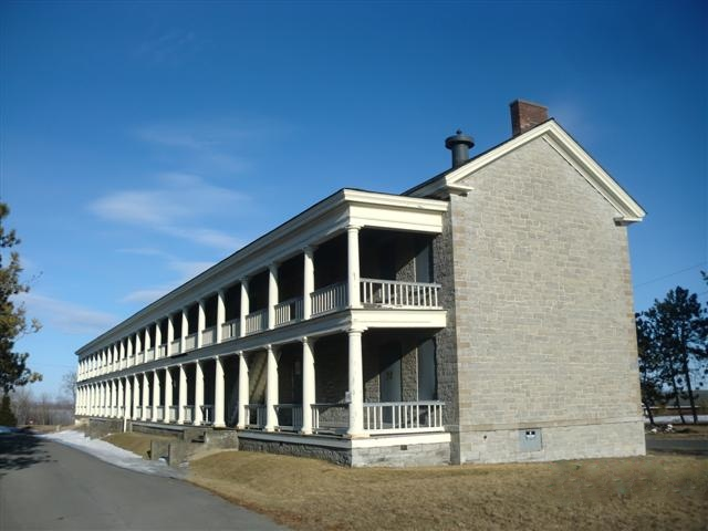 March 27 2011  Old Stone Barracks  Plattsburgh  New York 015 (Small).jpg