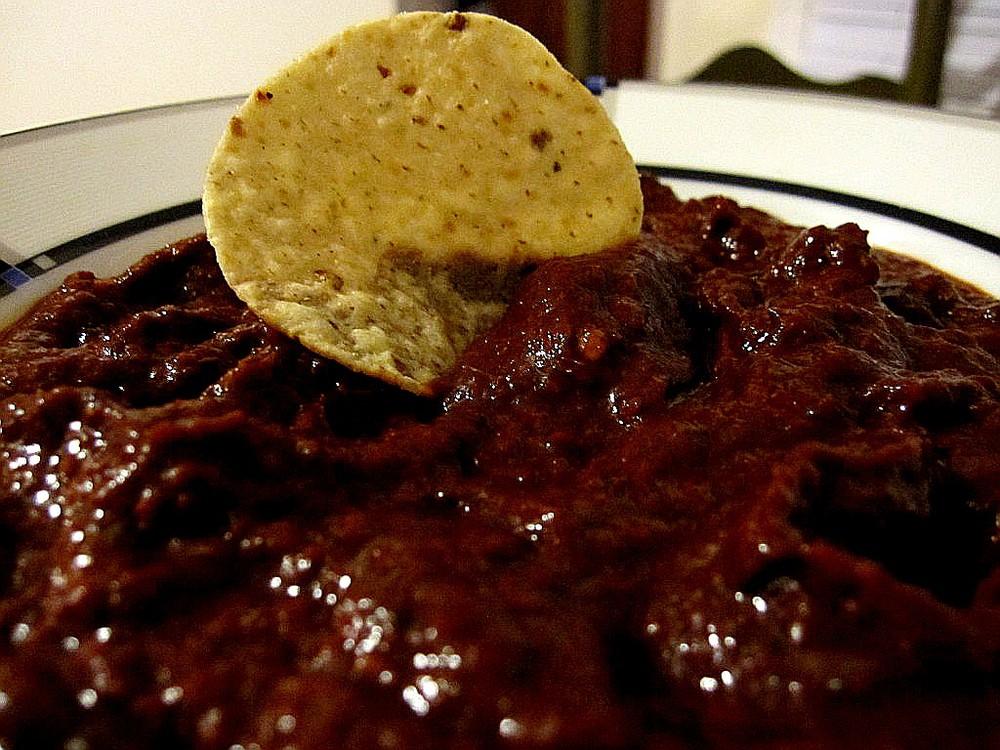 salsa chip
