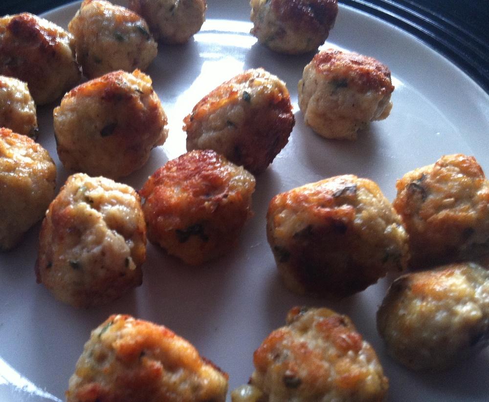 chickenballs