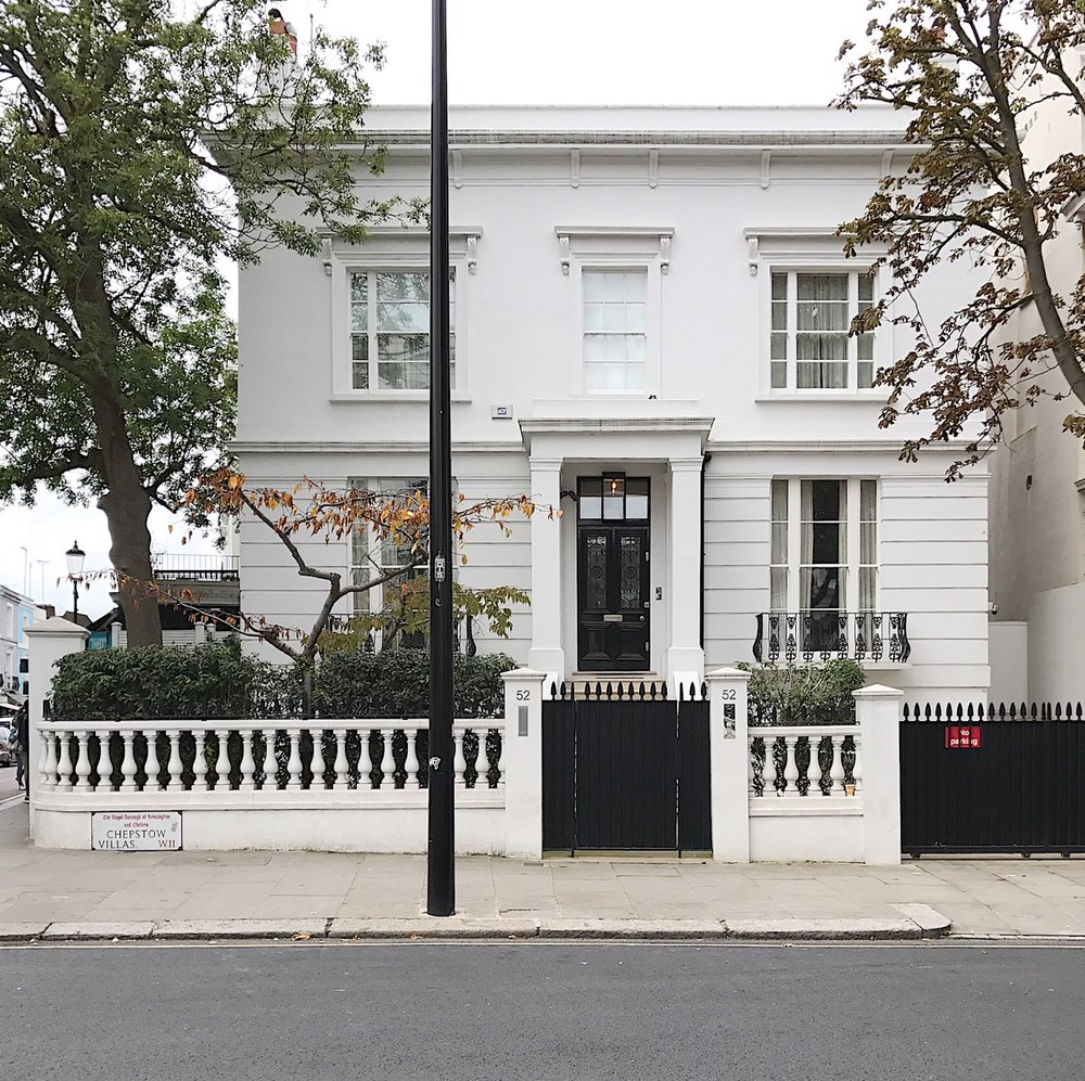 Does anyone know if the house hunt in London is a little less ridiculous? If so, I'll take this one!