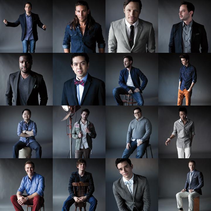 Men to Watch, Zooey Magazine