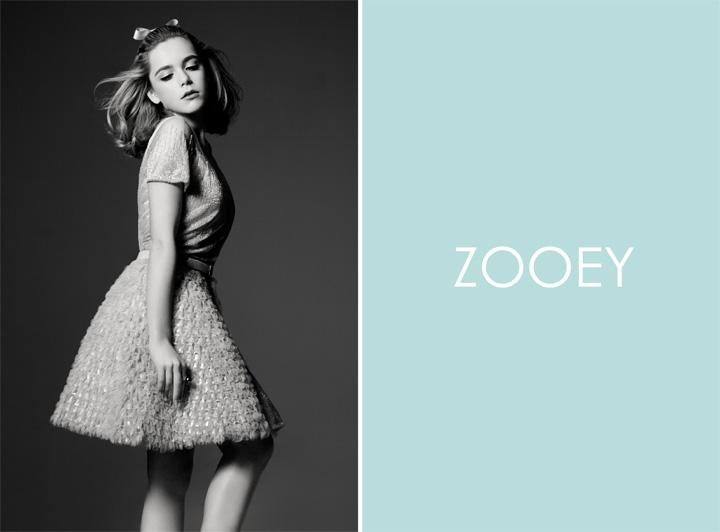 Kiernan Shipka, Zooey Magazine