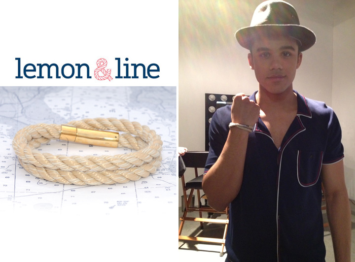 Jacob Artist, Lemon & Line