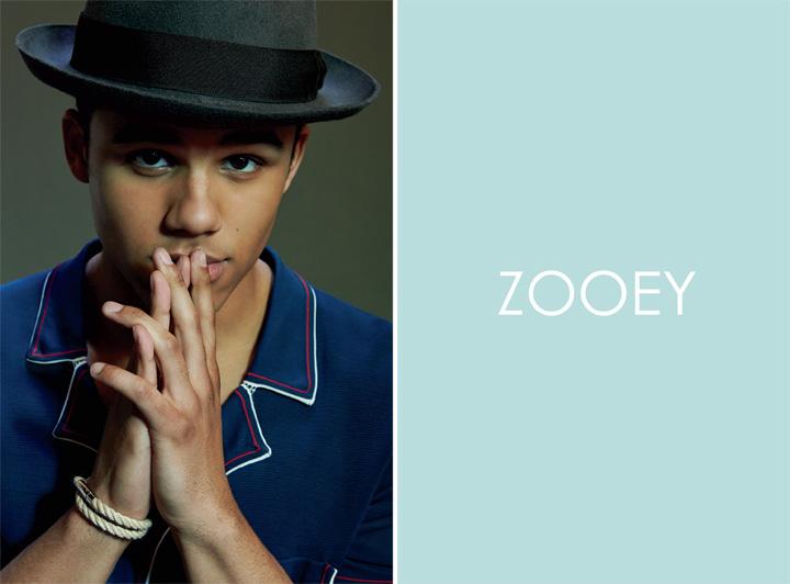 Jacob Artist, Zooey Magazine