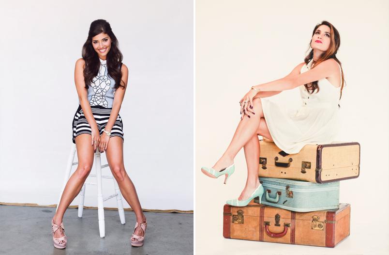 Zooey Magazine, Amanda Setton, Nikki Reed