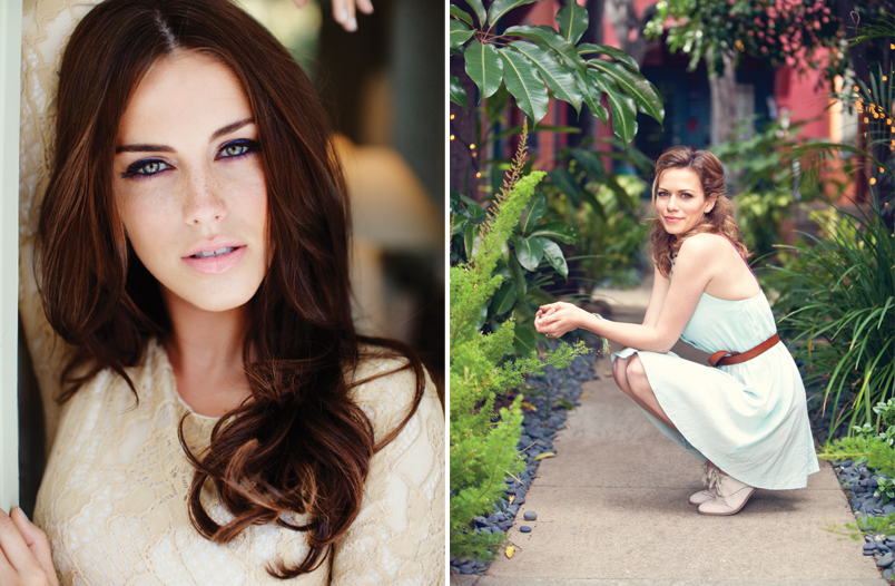 Zooey Magazine, Jessica Lowndes, Bethany Joy Lenz