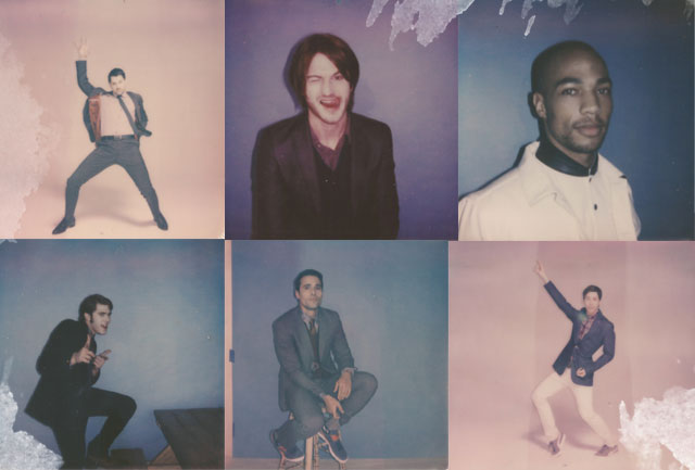 Men to Watch, Impossible Project