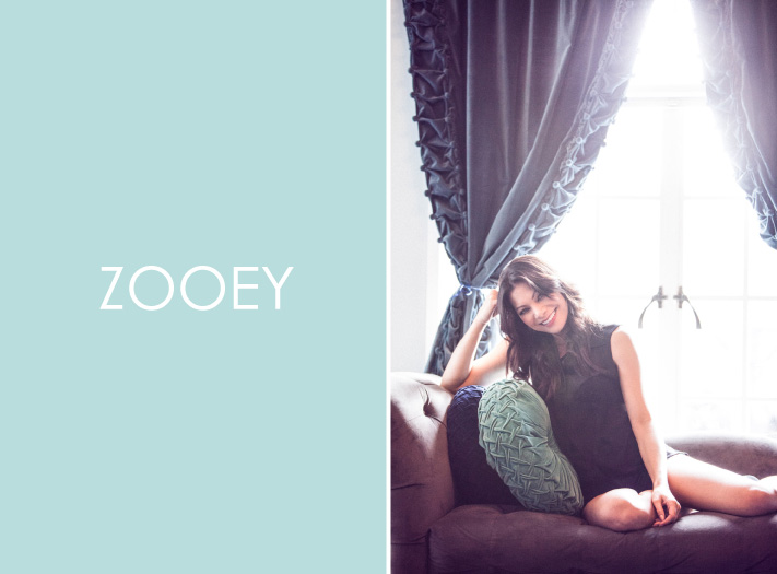 Ginger Gonzaga, Zooey Magazine