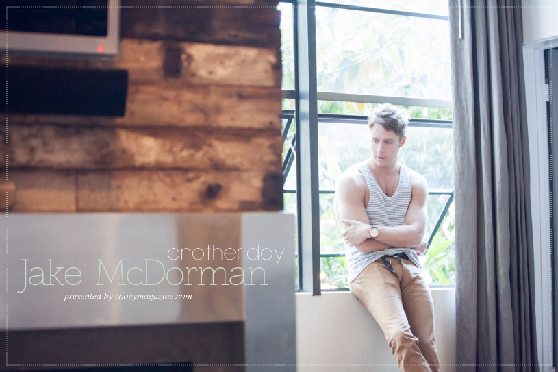 Jake McDorman