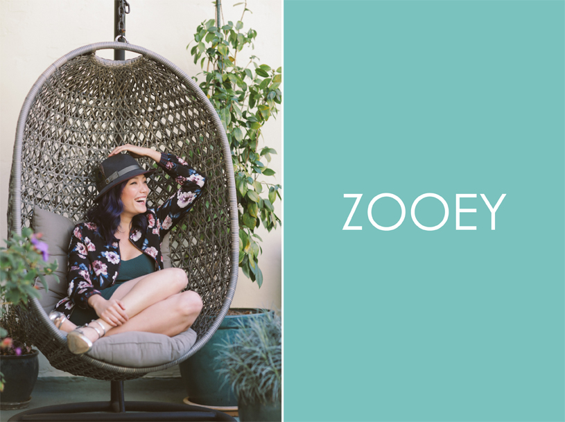 Zooey Magazine, Pom Klementieff