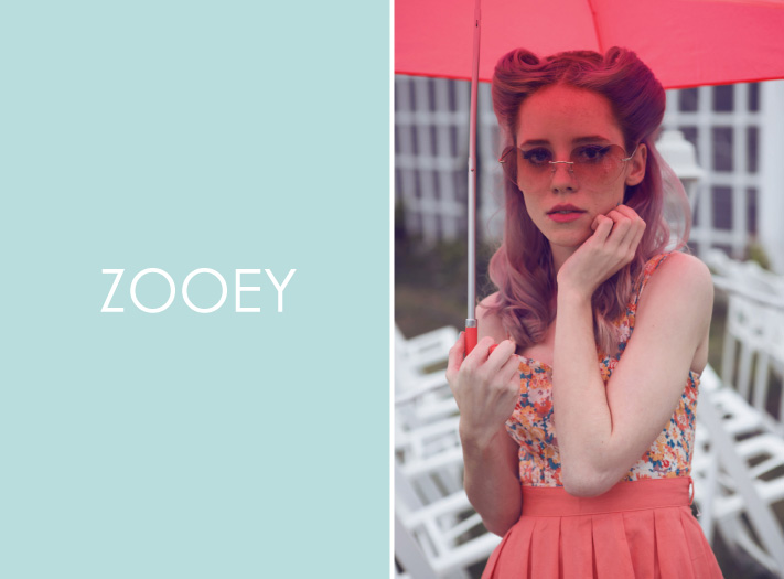 Zooey Magazine, Photography