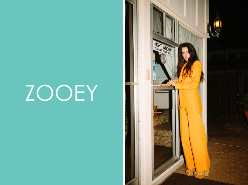 Zooey Magazine, Vintage Fashion
