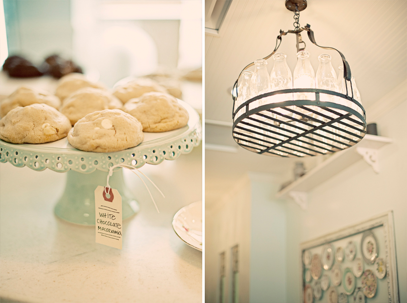 Milk Jar Cookies, Zooey Magazine