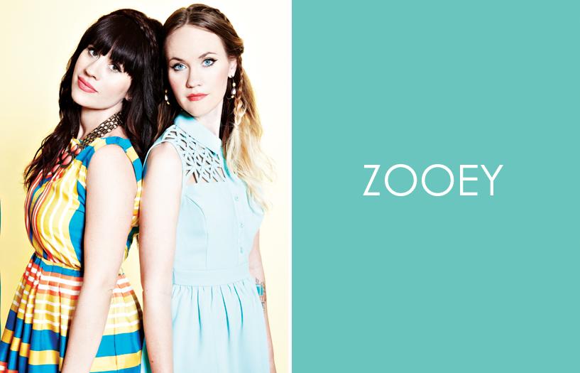 Zooey Magazine, A Beautiful Mess