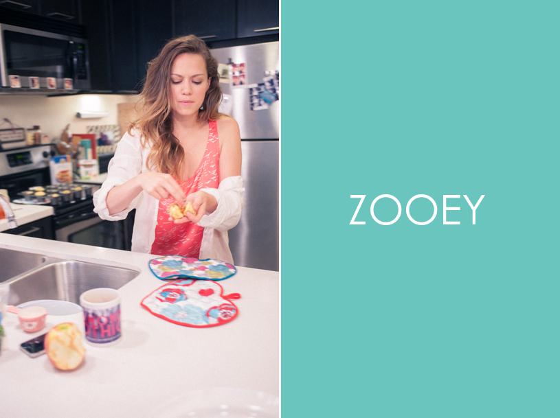 Bethany Joy Lenz, Zooey Magazine