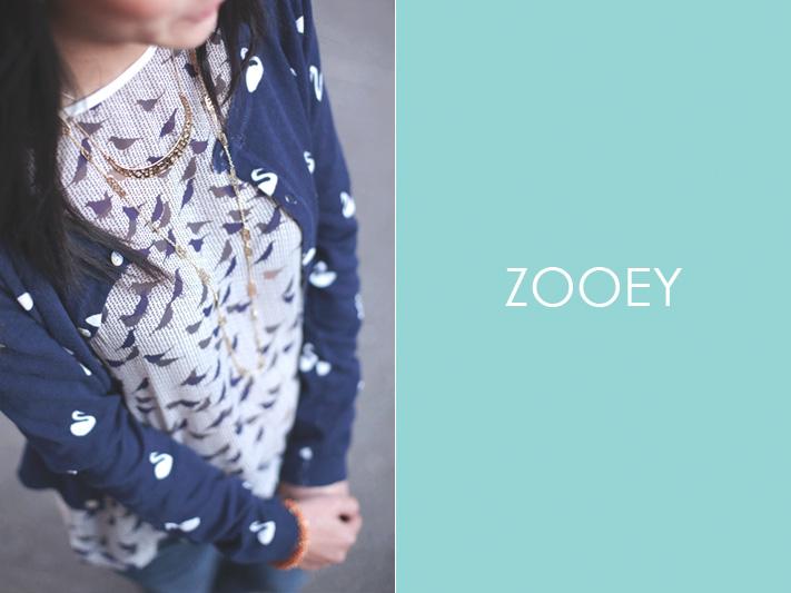 Zooey Magazine, Editor