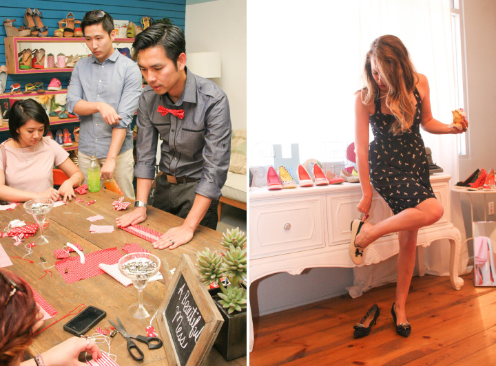 Crafts and Cocktails, Zooey Magazine