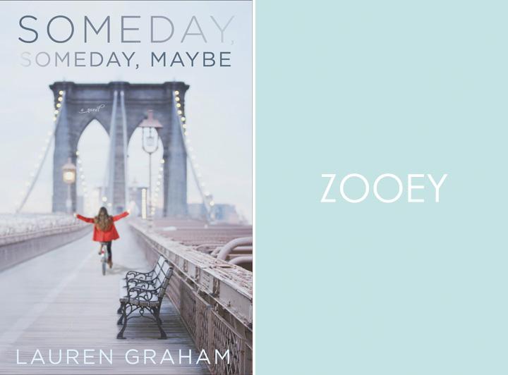 Someday, Someday, Maybe - Lauren Graham
