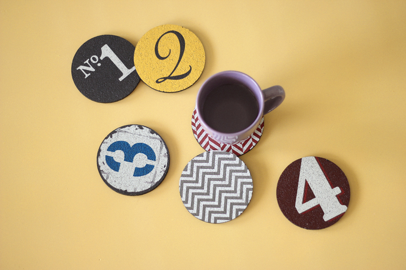 P.S. We Love This, Flox Coasters