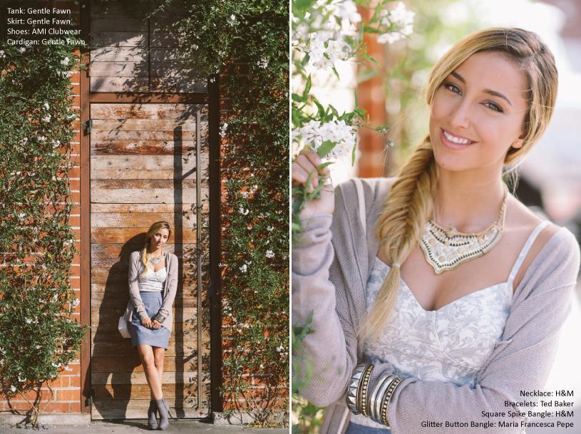 Sofia Sisniega, Zooey Magazine