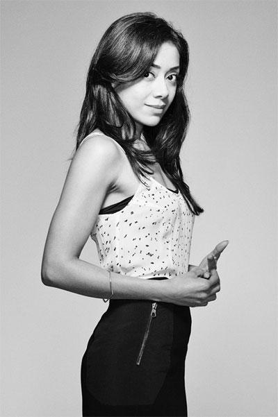 Aimee Garcia, Zooey Magazine