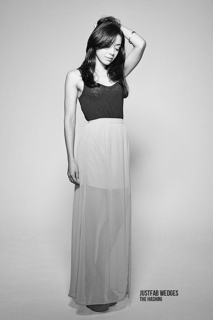 Aimee Garcia, Just Fab