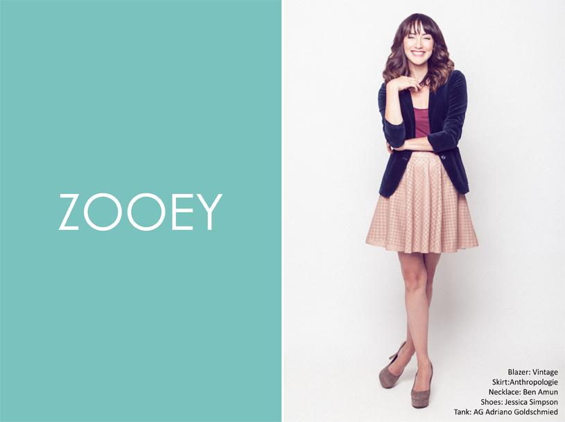 Bree Turner, Zooey Magazine