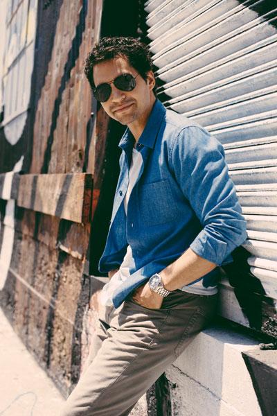 Ramon Rodriguez, Zooey Magazine
