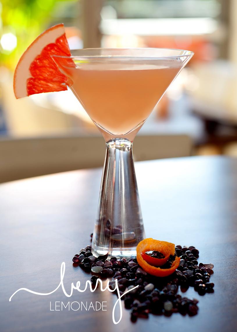 Zooey Magazine, Cocktail Recipe