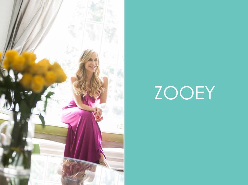 Zooey Magazine, Julie Benz, Recipe