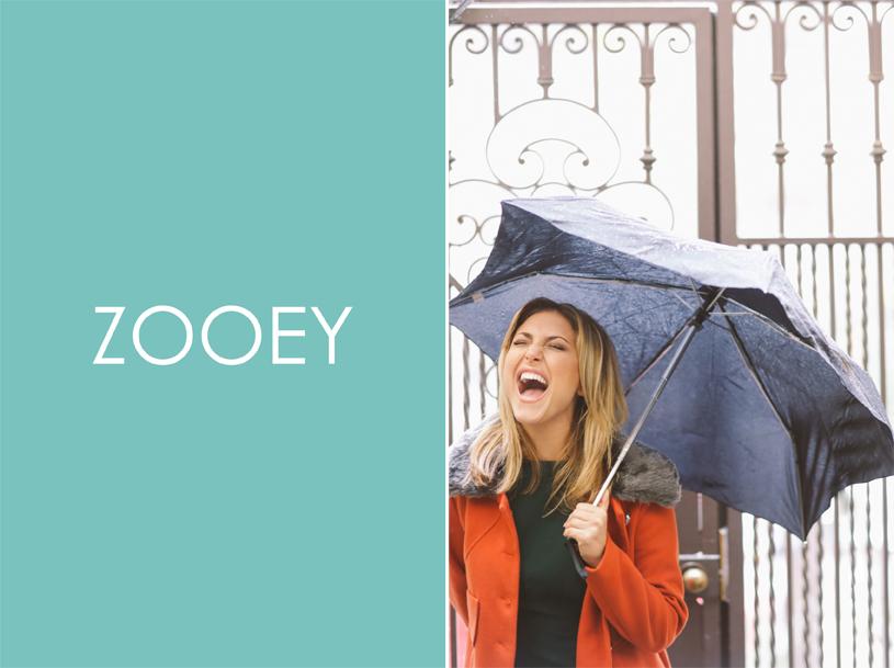 Cassie Scerbo, Zooey Magazine