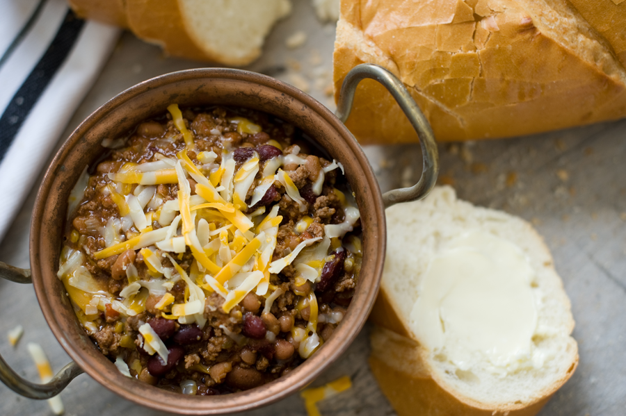 Chili Recipe, Zooey Magazine