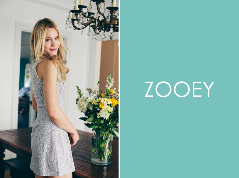 Kristen Hager, Being Human, Zooey Magazine