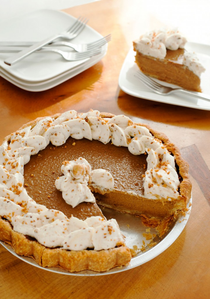 Pumpkin Pie, Recipe