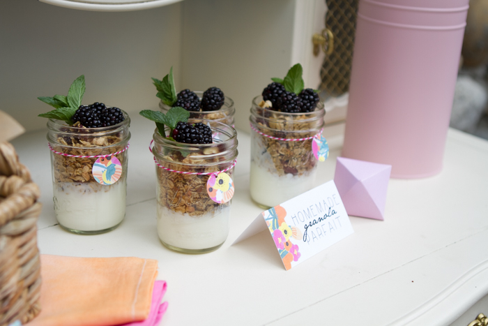 Homemade Granola, Mother's Day