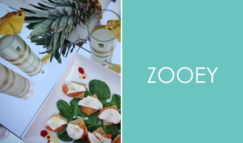 Zooey Magazine, DIY