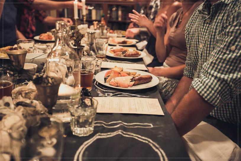 Supper, Zooey Magazine