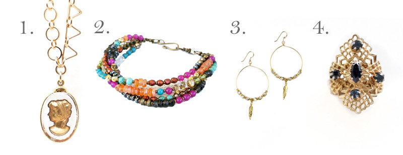 Zooey Magazine, Jewelry