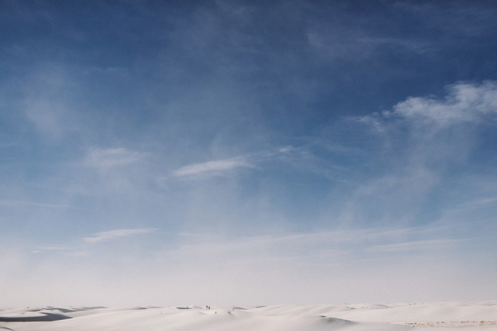 White Sands, Zooey Magazine