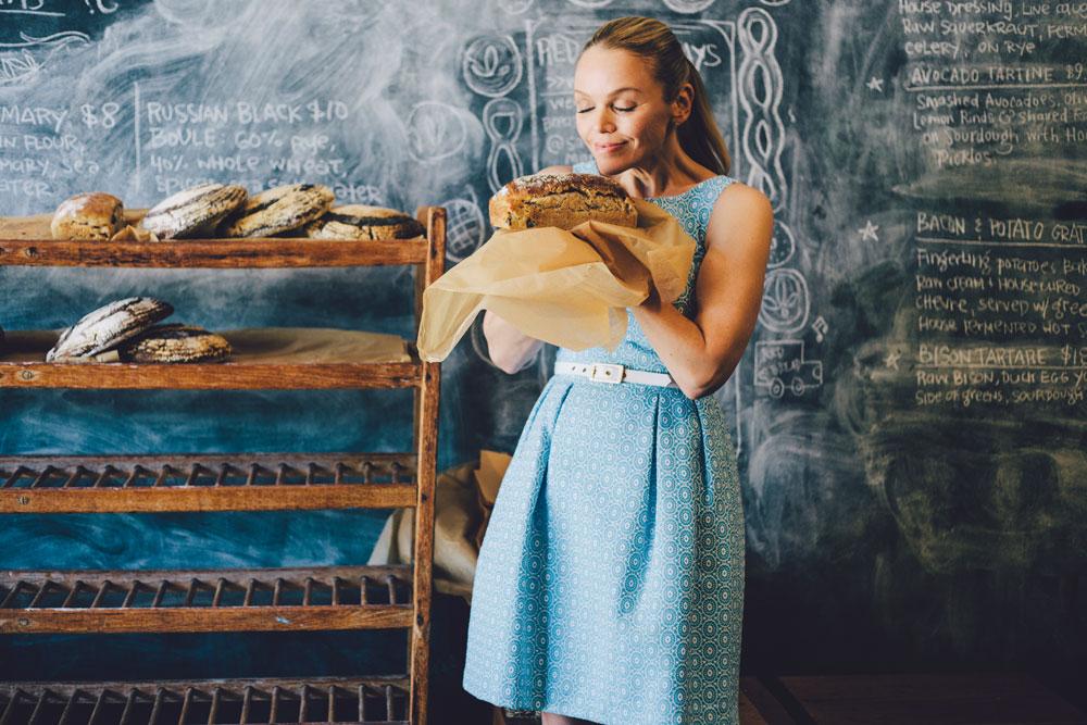 Red Bread, Zooey Magazine