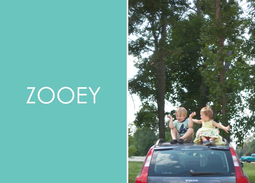 Zooey Magazine, Blogger