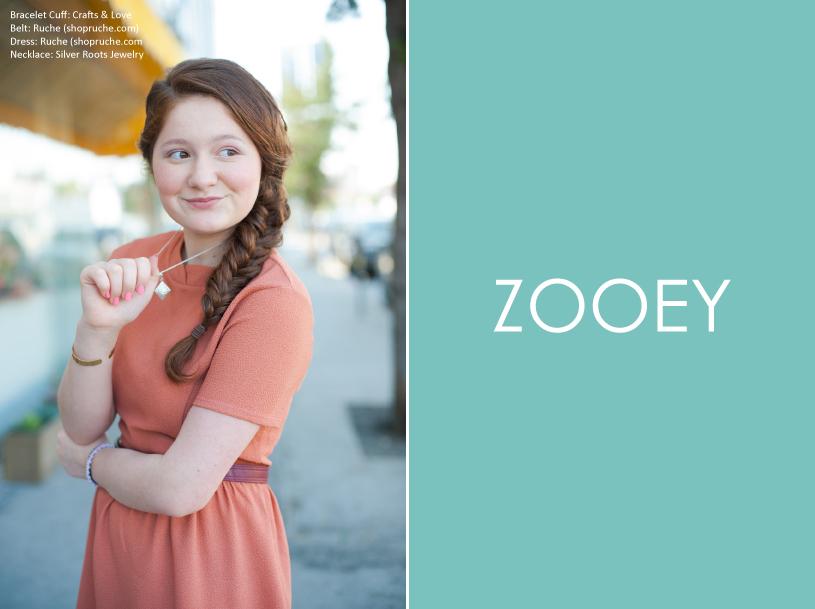 Emma Kenney, Zooey Magazine