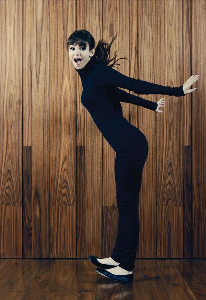 Victoria Justice, Zooey Magazine