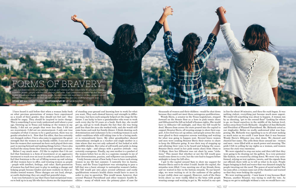 personal essay magazine