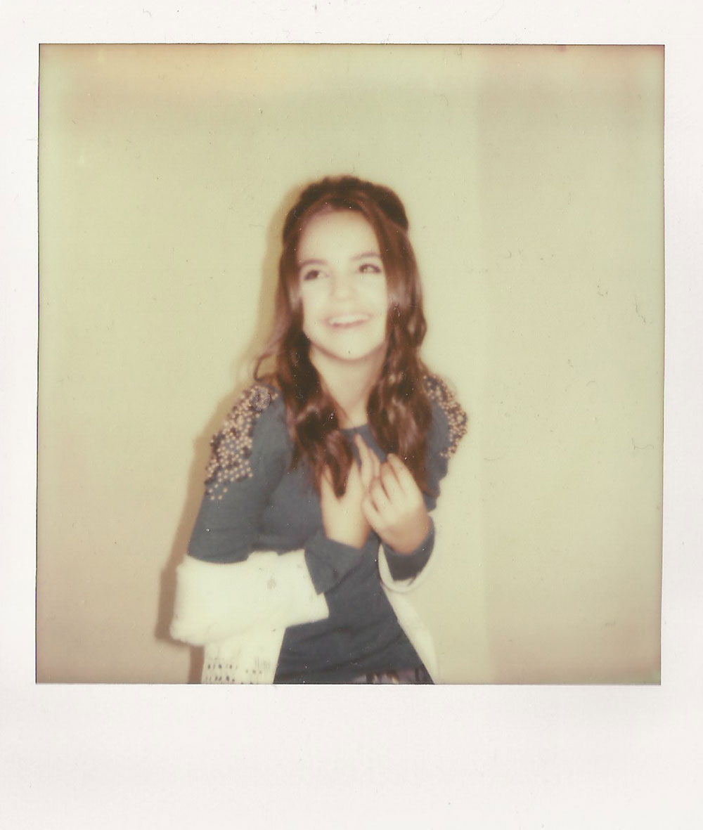 Bailee Madison, Color Film for 600