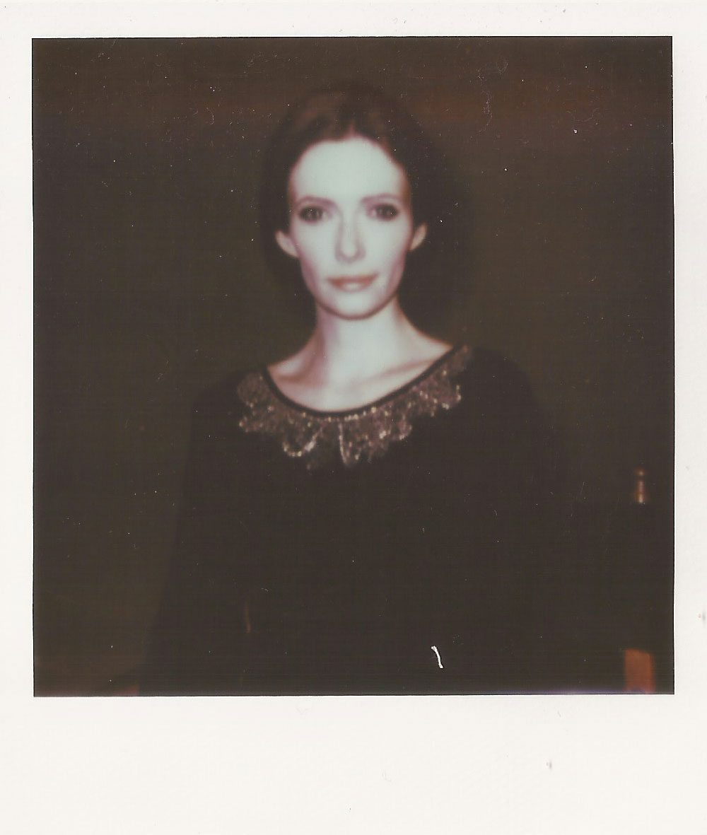 Bitsie Tulloch, Color Film for 600