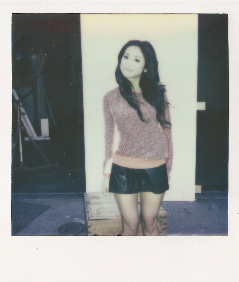 Brenda Song, Color Film for 600